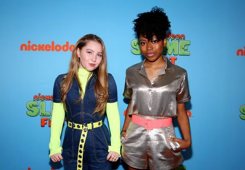 Ella Anderson and Riele Downs Talk All Things 'Henry Danger'