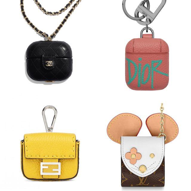 【elle包打聽】chanel、lv、dior「air pods 精品耳機包」推薦保護套小巧精緻讓人想收藏!