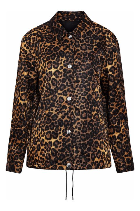 Clothing, Outerwear, Sleeve, Brown, Jacket, Coat, Top, Blouse, Neck, Collar,
