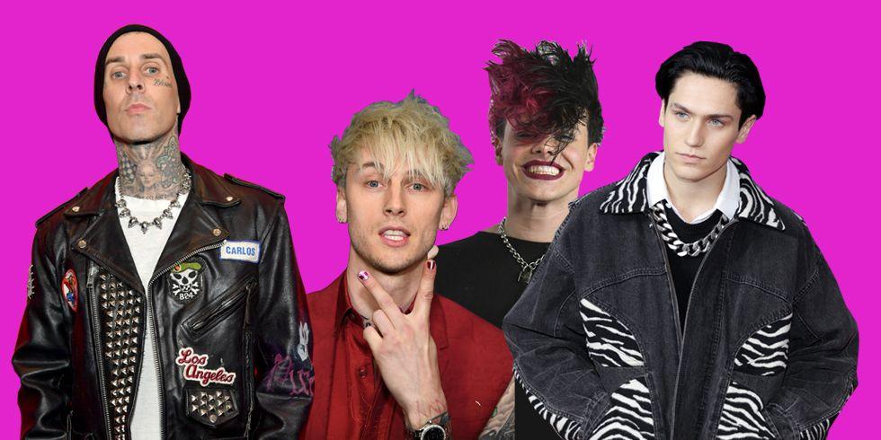 An (Emotional) Breakdown of Pop Punk Boy's Glam