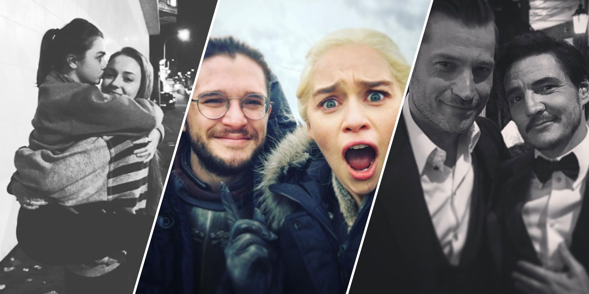 50 Times the Game of Thrones Cast Were BFFs IRL