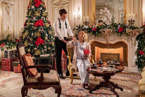 A Christmas Baby película Netflix elle.es
