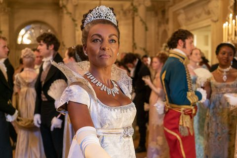 bridgerton adjoa andoh as lady danbury in episode 101 of bridgerton cr liam danielnetflix © 2020