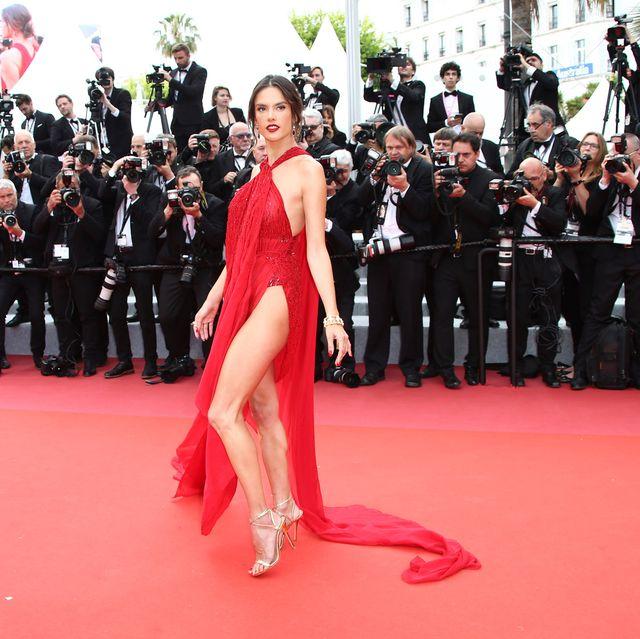 Alessandra Ambrosio en Cannes 2019