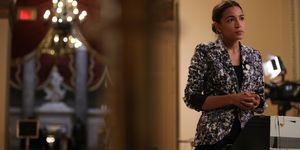 alquilar ropa Alexandria Ocasio-Cortez congresistas