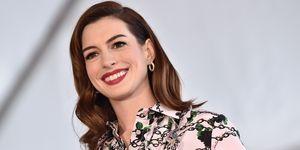 Anne Hathaway embarazada segundo hijo problemas de infertilidad