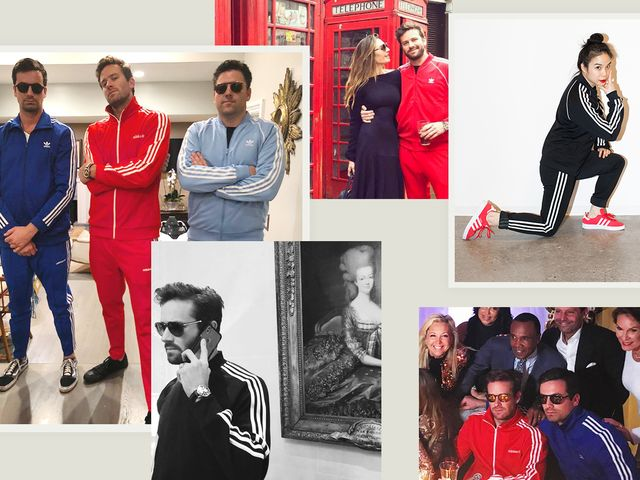 6835431d3a9e I Wore Adidas Tracksuits for a Week Like Armie Hammer