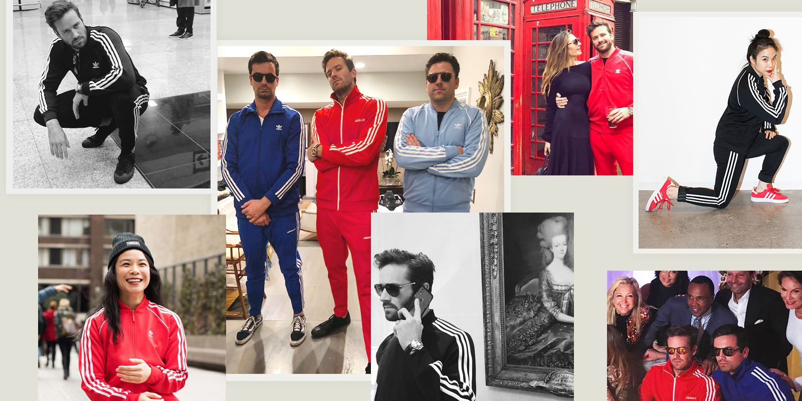 Armie Hammer Tracksuits