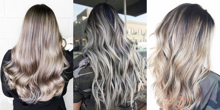 Going Gray Means A Huge Transformation And When It S Done Right Looks Pretty Freaking Awesome