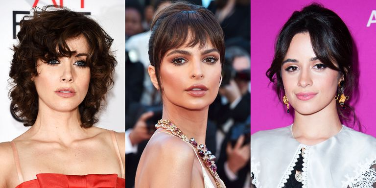 112 Hairstyles With Bangs You'll Want to Copy - Celebrity Haircuts ...