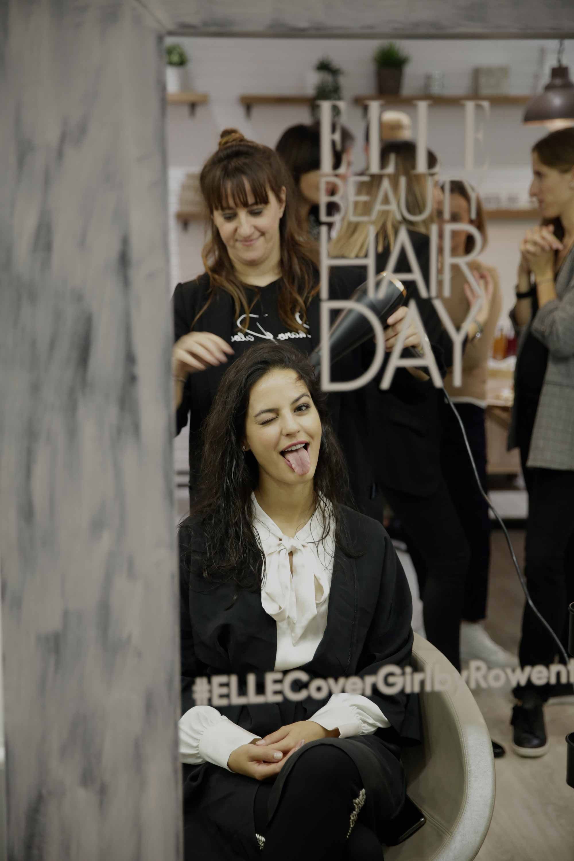 Elle Beauty Hair Day by Rowenta