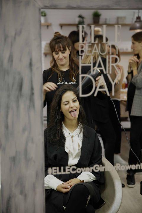 Elle Beauty Hair Day by Rowenta
