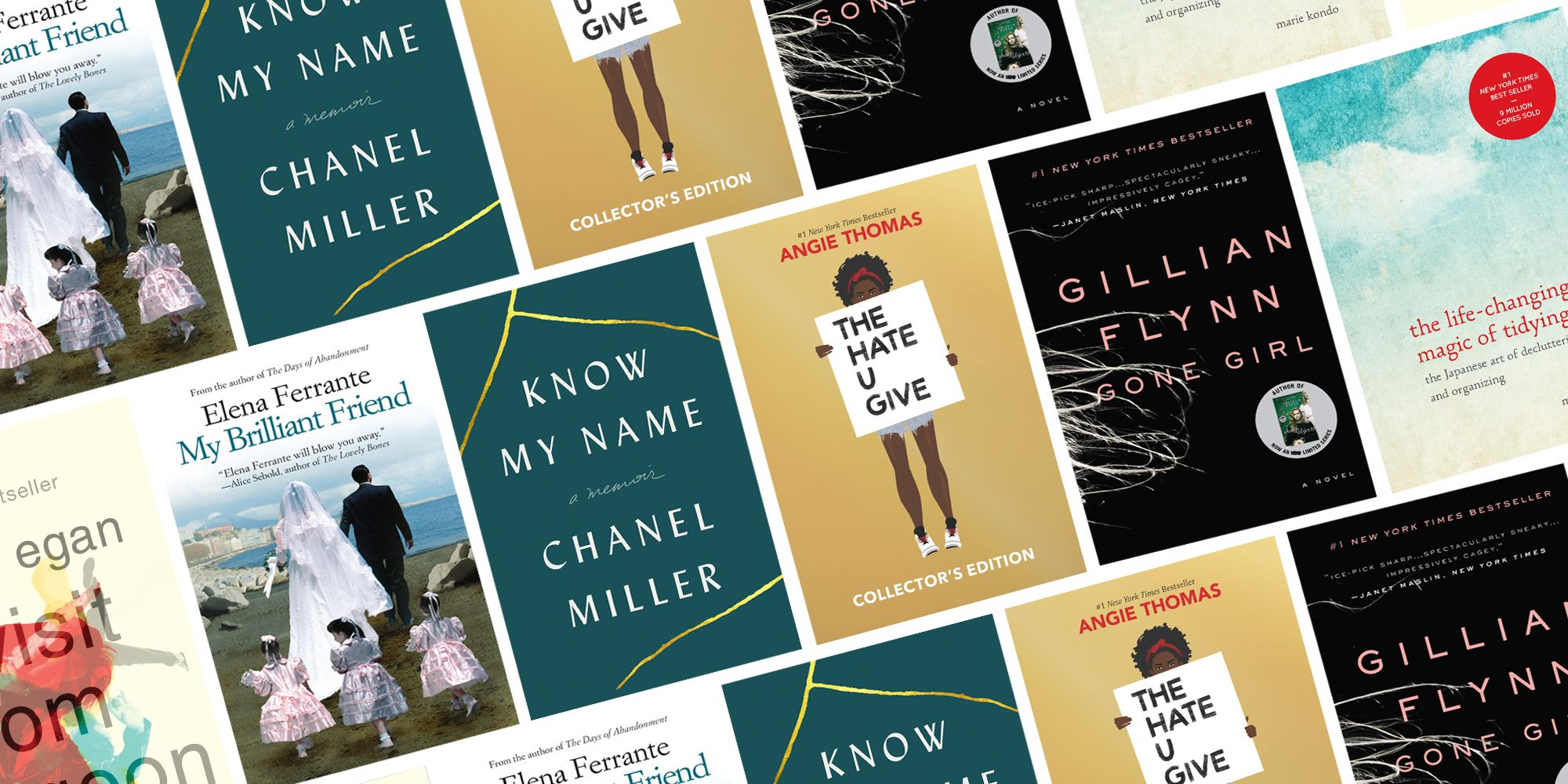 The 15 Books That Defined the 2010s