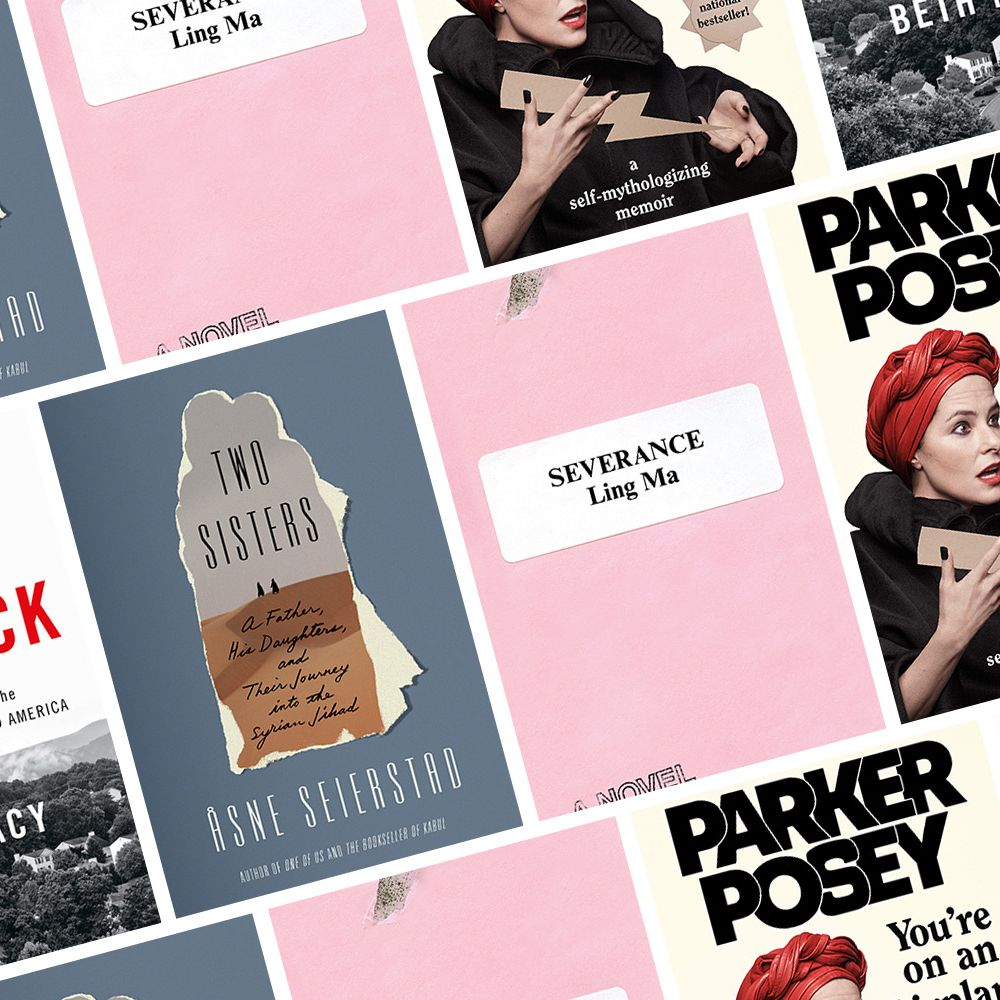 2019 New Books Top Books And Best Female Authors Elle