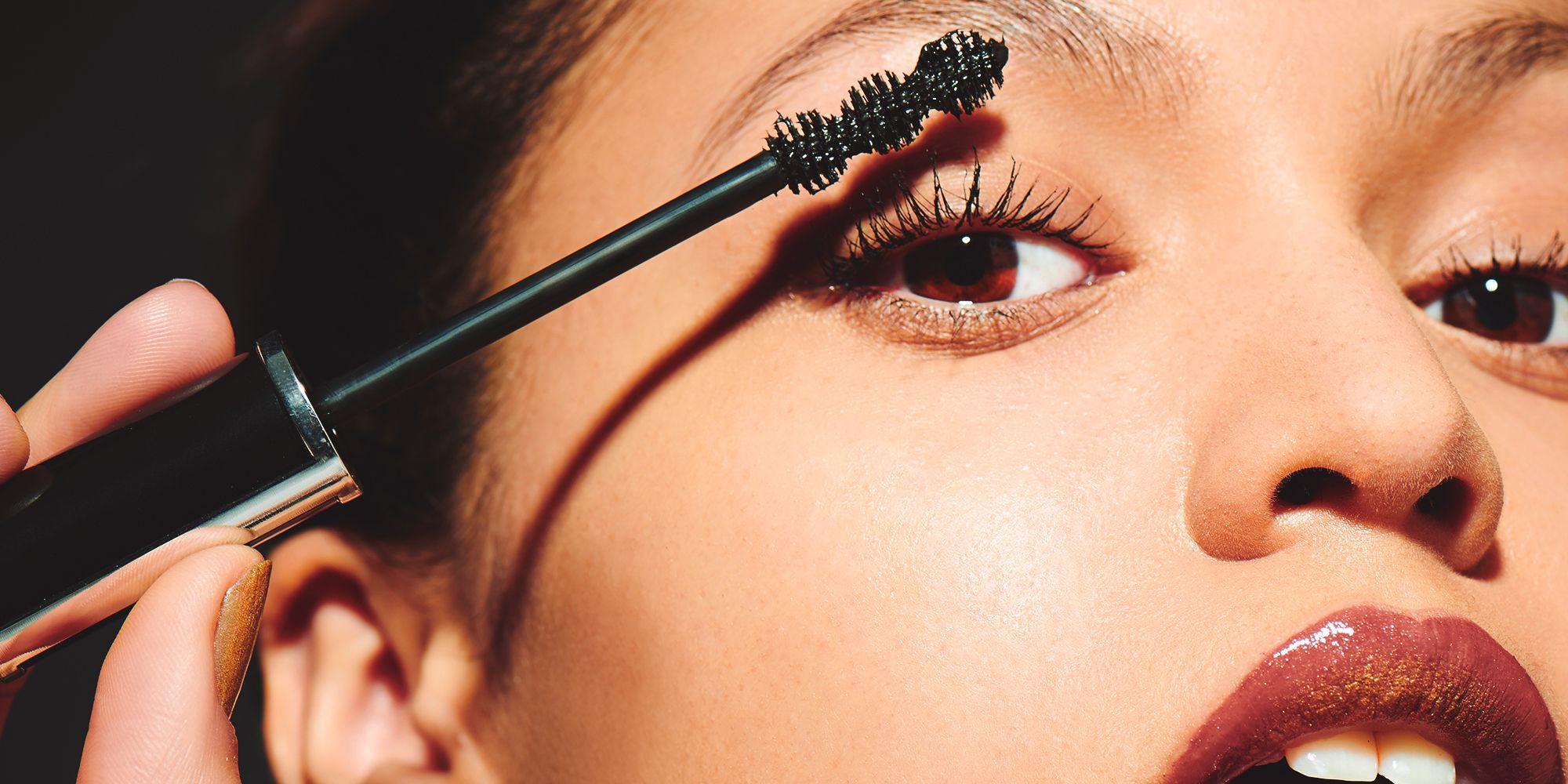 Best Drugstore Mascara Picks Elle Editors Pick Their Favorite