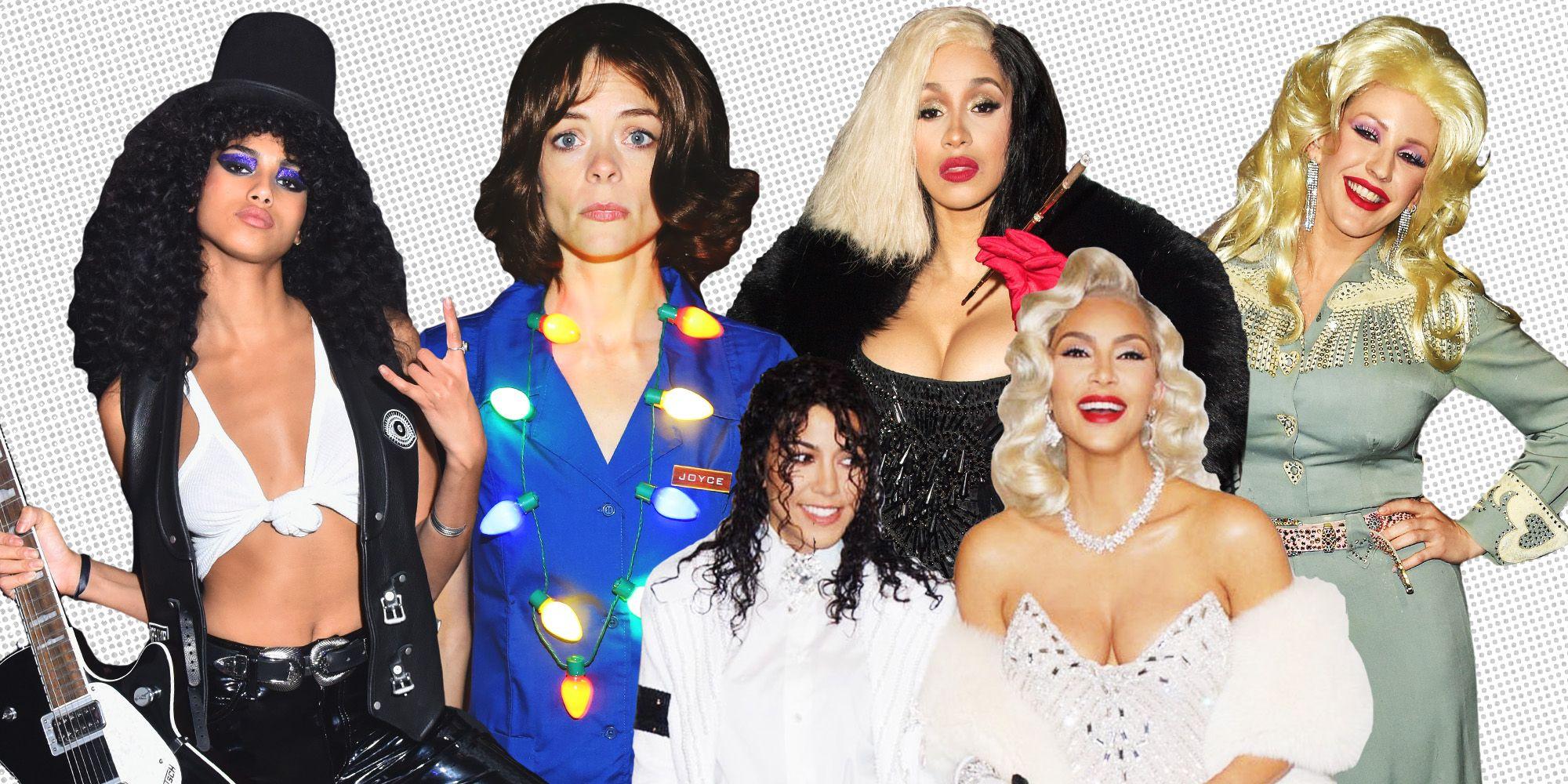 Best Celebrity Halloween Costumes 2017 - What Celebrities Wore This Halloween  sc 1 st  Elle & Best Celebrity Halloween Costumes 2017 - What Celebrities Wore This ...