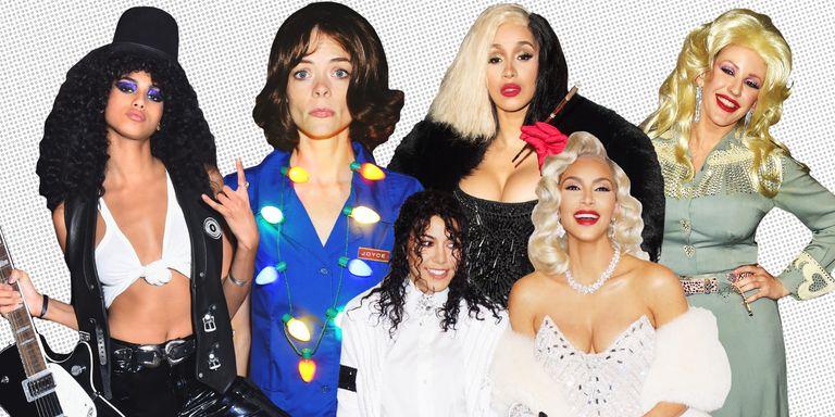 Best Celebrity Halloween Costumes 2017 - What Celebrities ...