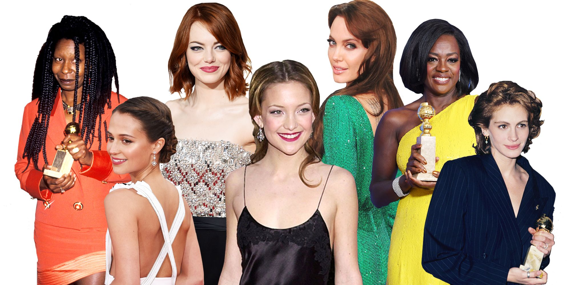 Golden Globes Best Looks