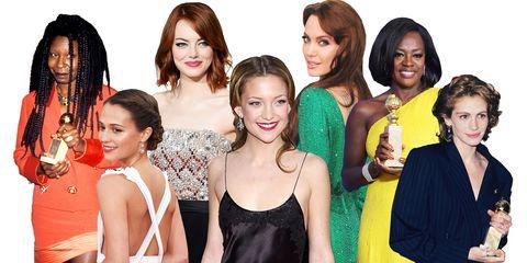 Golden Globes Best Looks