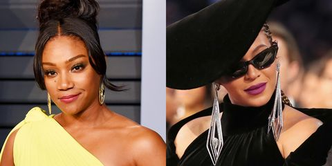 Tiffany Haddish signs NDA to hang with Beyonce