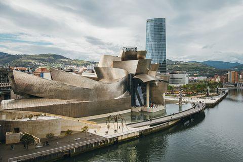 Museo Guggenheim, Bilbao elle.es