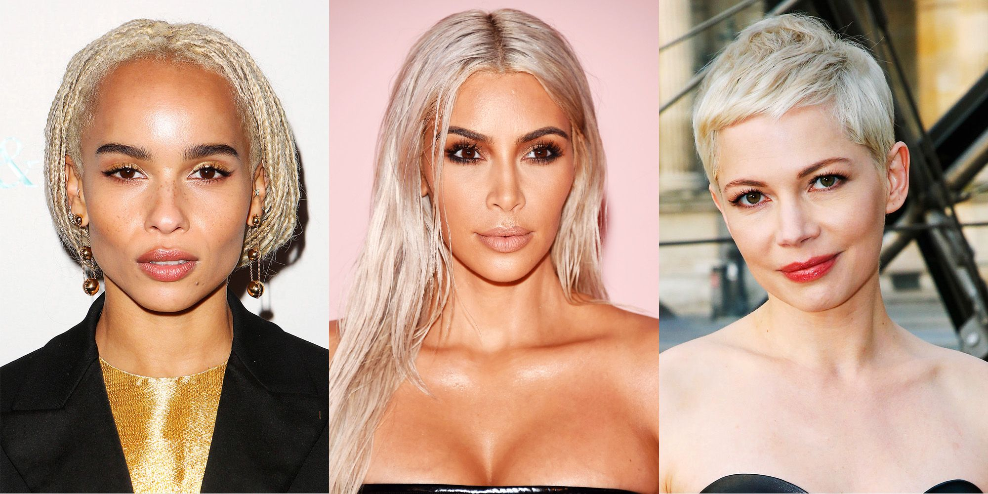 15 Celebrity Blonde Hairstyles We're Totally in LoveWith foto