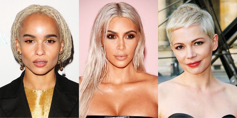 Best Blonde Hair Colors and Shades of 2017 - Celebrity Blonde Hairstyles