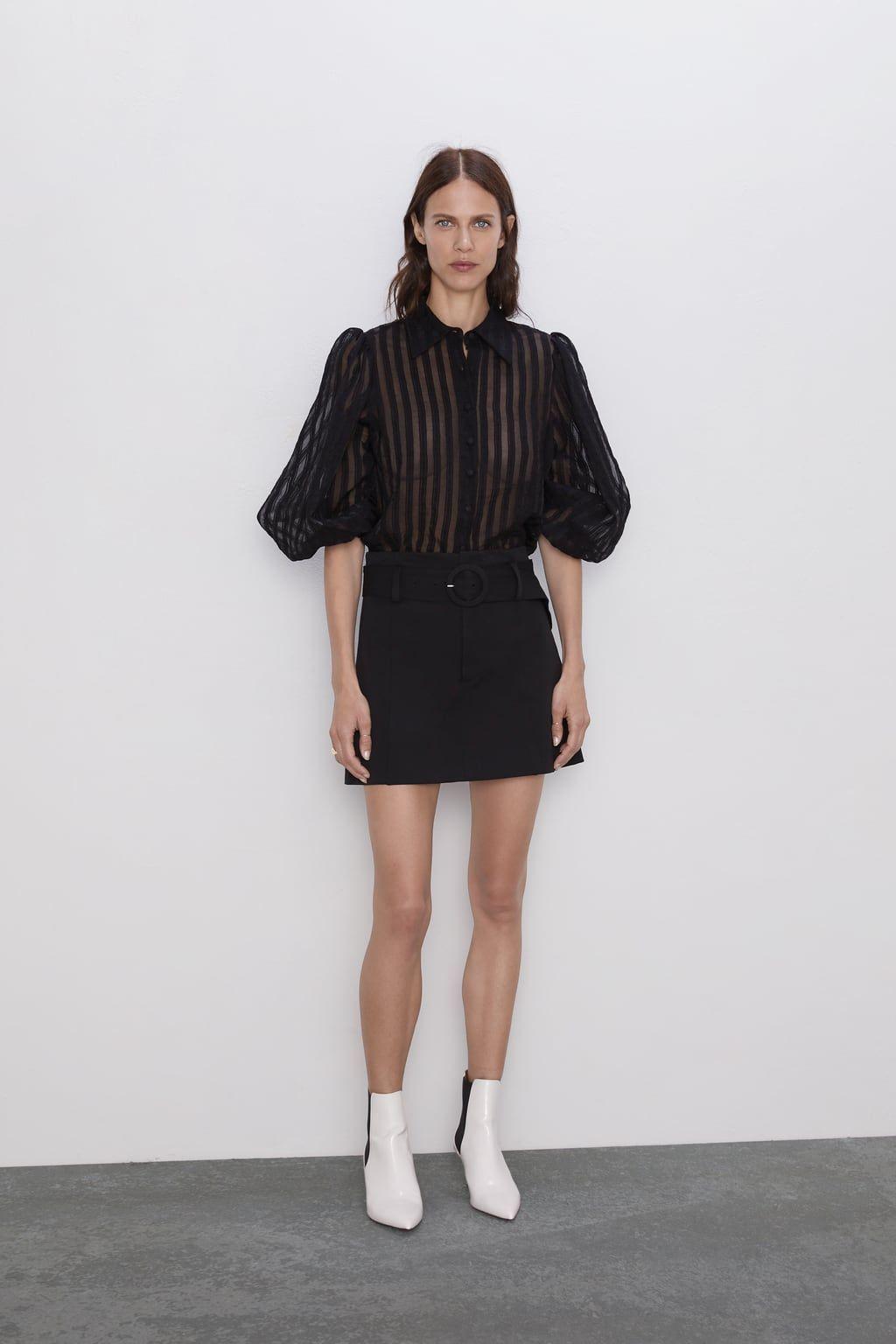 La blusa de Zara que será tendencia en el street style