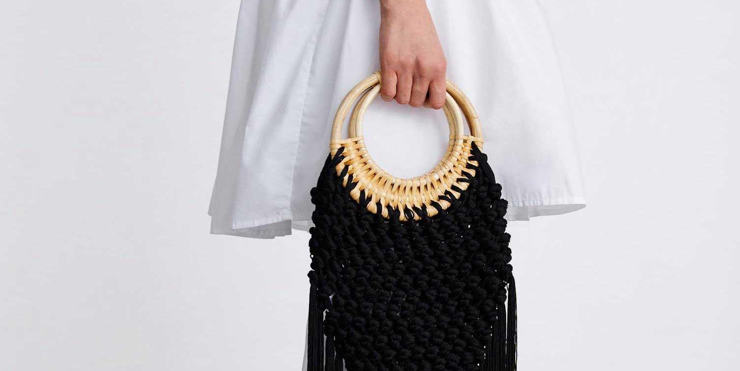 bolsos Zara temporada primavera verano