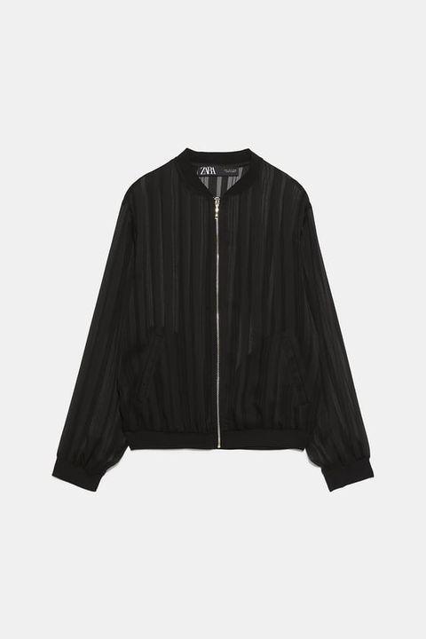 replicas diseño de moda navegar por las últimas colecciones 9 bombers de Zara y H&M con las que puedes ir más arreglada ...