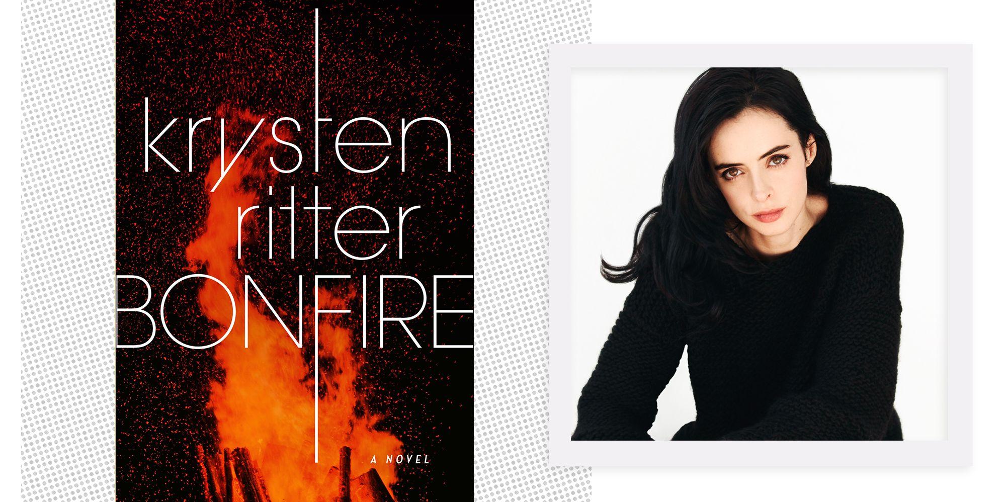 Krysten Ritter Bonfire