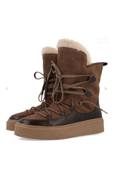 botas pelo