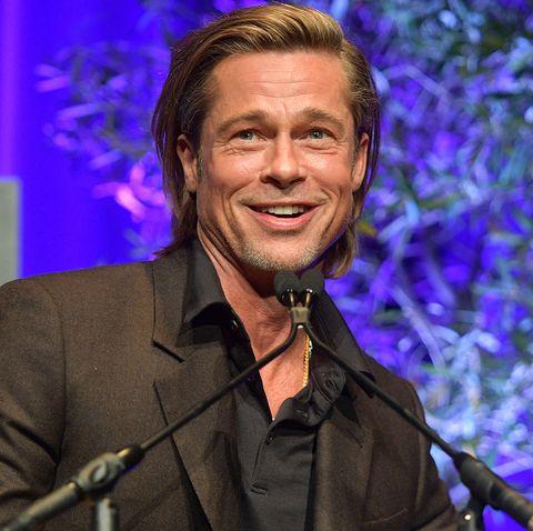 Brad Pitt broma Harry y Meghan príncipe William Kate Middleton BAFTA 2020