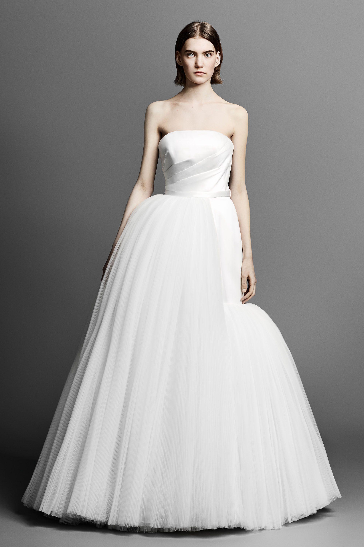 Best Wedding Dresses from New York Fashion Week