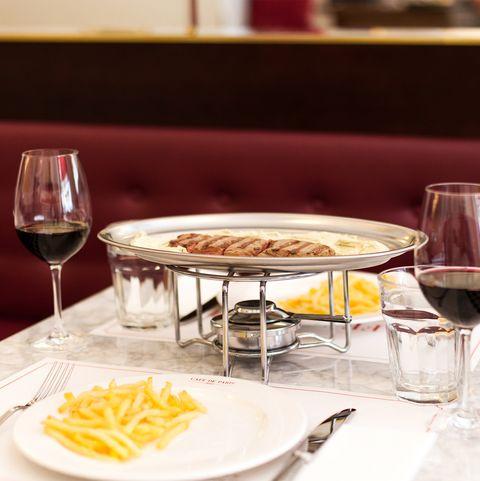 Wine glass, Stemware, Food, Meal, Champagne stemware, Drink, Dish, Wine, Tableware, Glass,