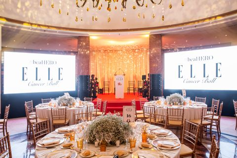 Elle Cancer Ball