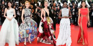 Cannes 2018 Red Carpet Looks