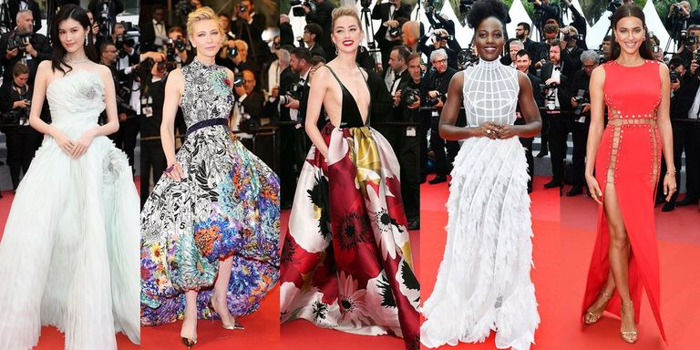 The Best Red Carpet Looks From the 2018 Cannes Film Festival 9f053bf6e62