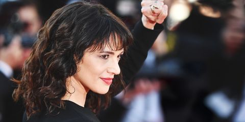 Asia Argento Cannes 2018
