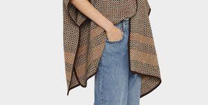 capa punto barata parfois tendencias abrigos plumiferos