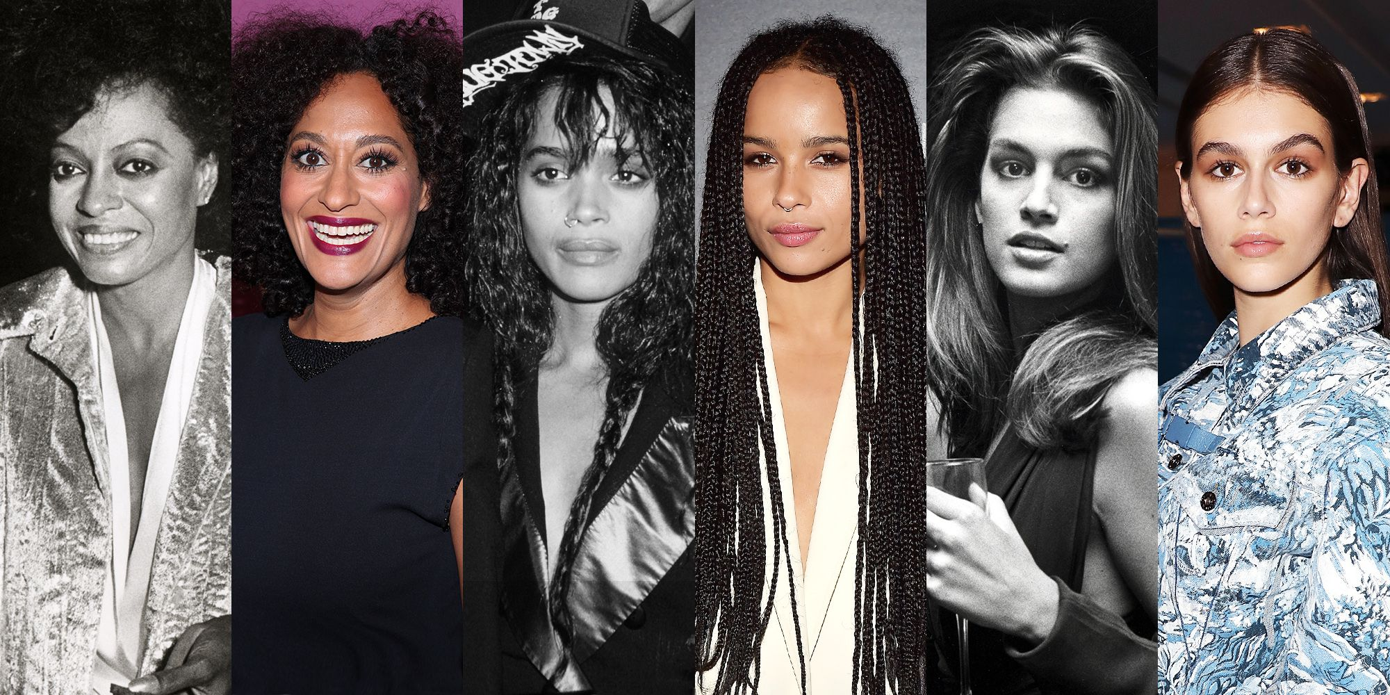 20 Celebrity Mothers and Daughters at the Same Age
