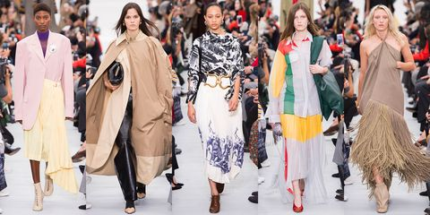 3d891f33df Everything You Need to Know About the Spring 2018 Celine Show