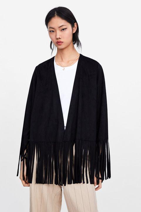 d948f5948 10 prendas con flecos de Zara para seguir la tendencia de la temporada