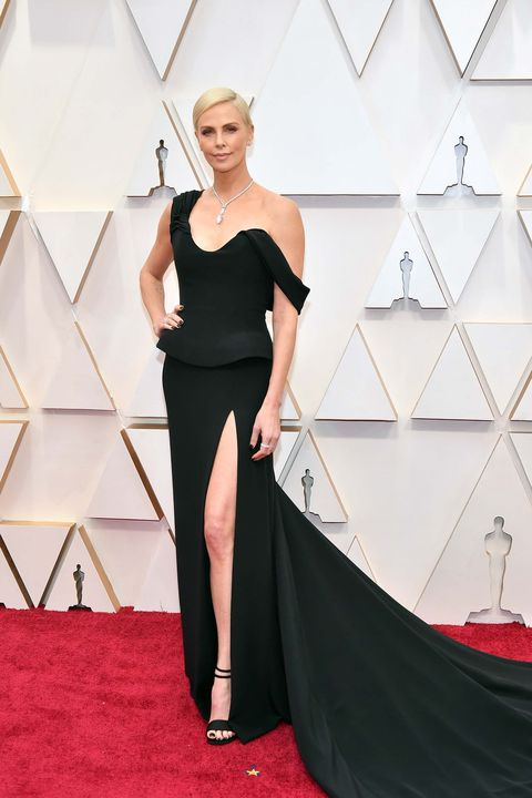 Charlize Theron, Premios Oscar 2020. Foto: Getty Images