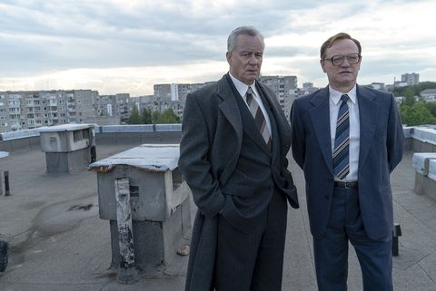 Serie Chernobyl HBO Elle.es