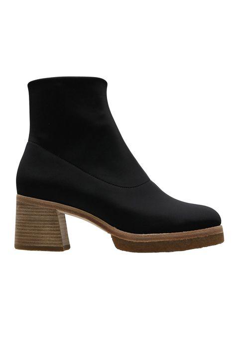 Footwear, Boot, Shoe, Brown, Beige, Leather,
