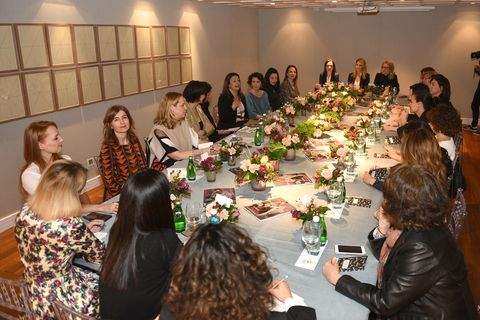 Comida de Mujeres ELLE para celebrar el Día Internacional de la Mujer 2019