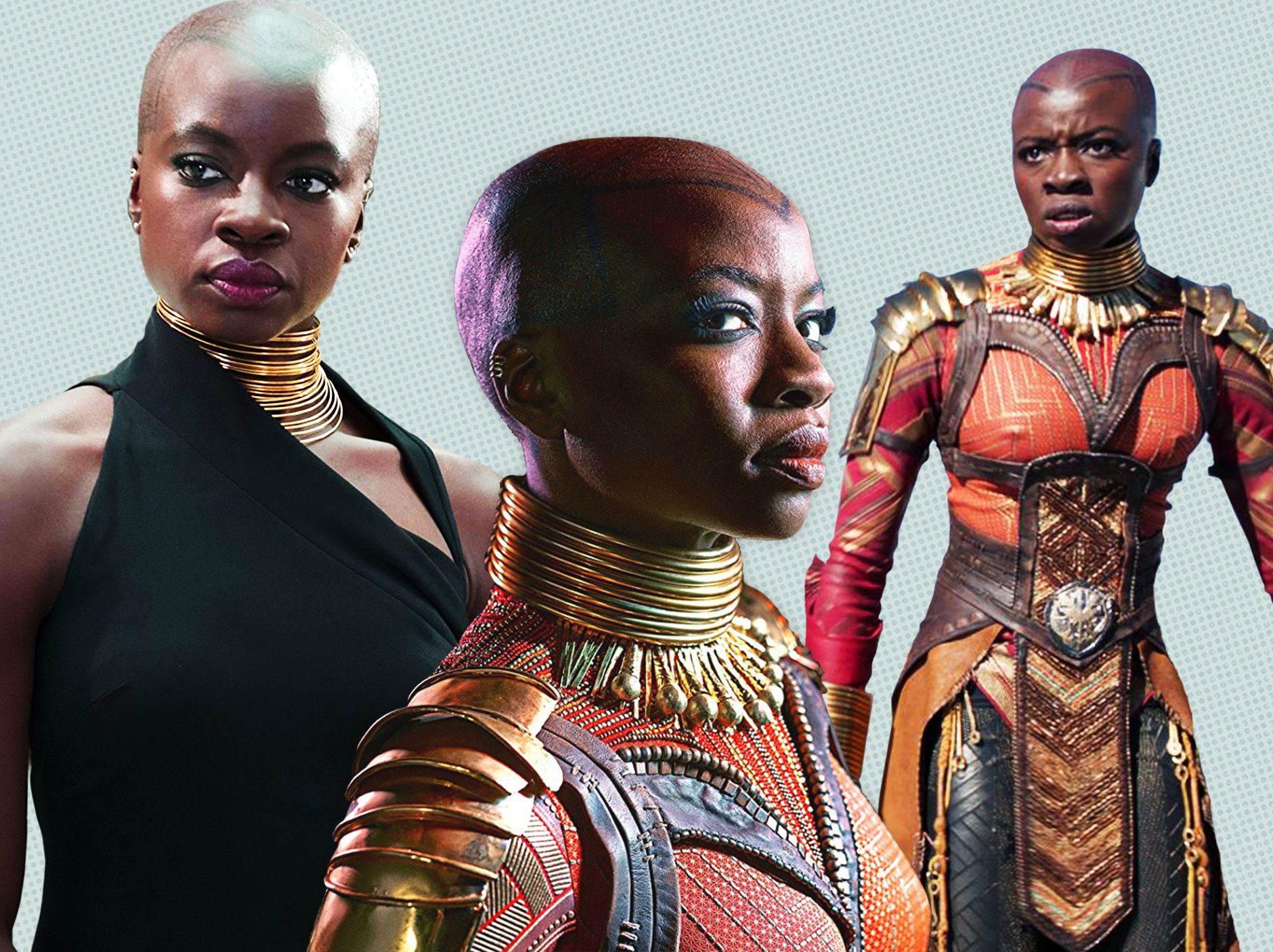Image result for Danai Gurira, Black Panther