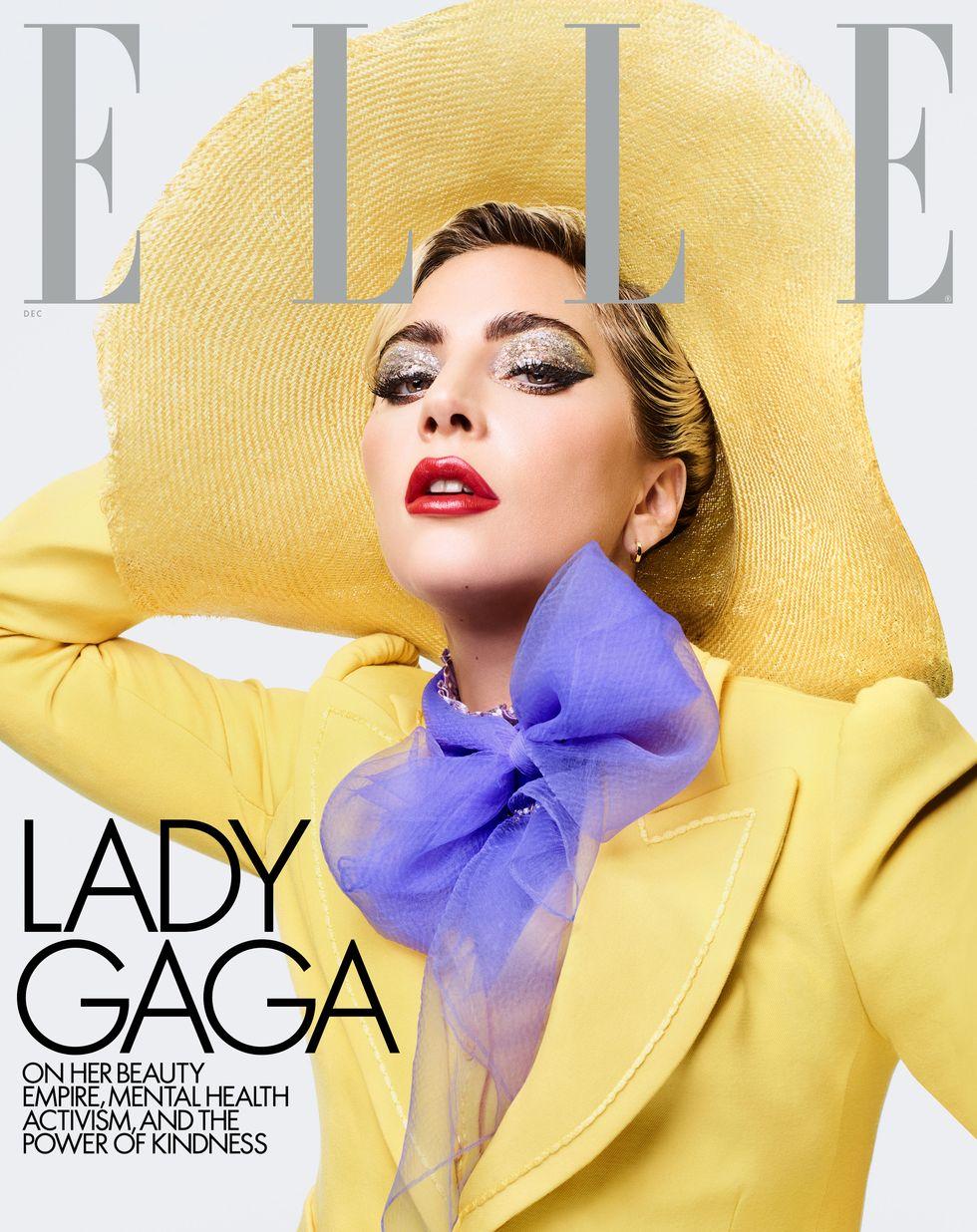 4 - Lady Gaga - Σελίδα 50 Elle-december-2019-cover-1572883024