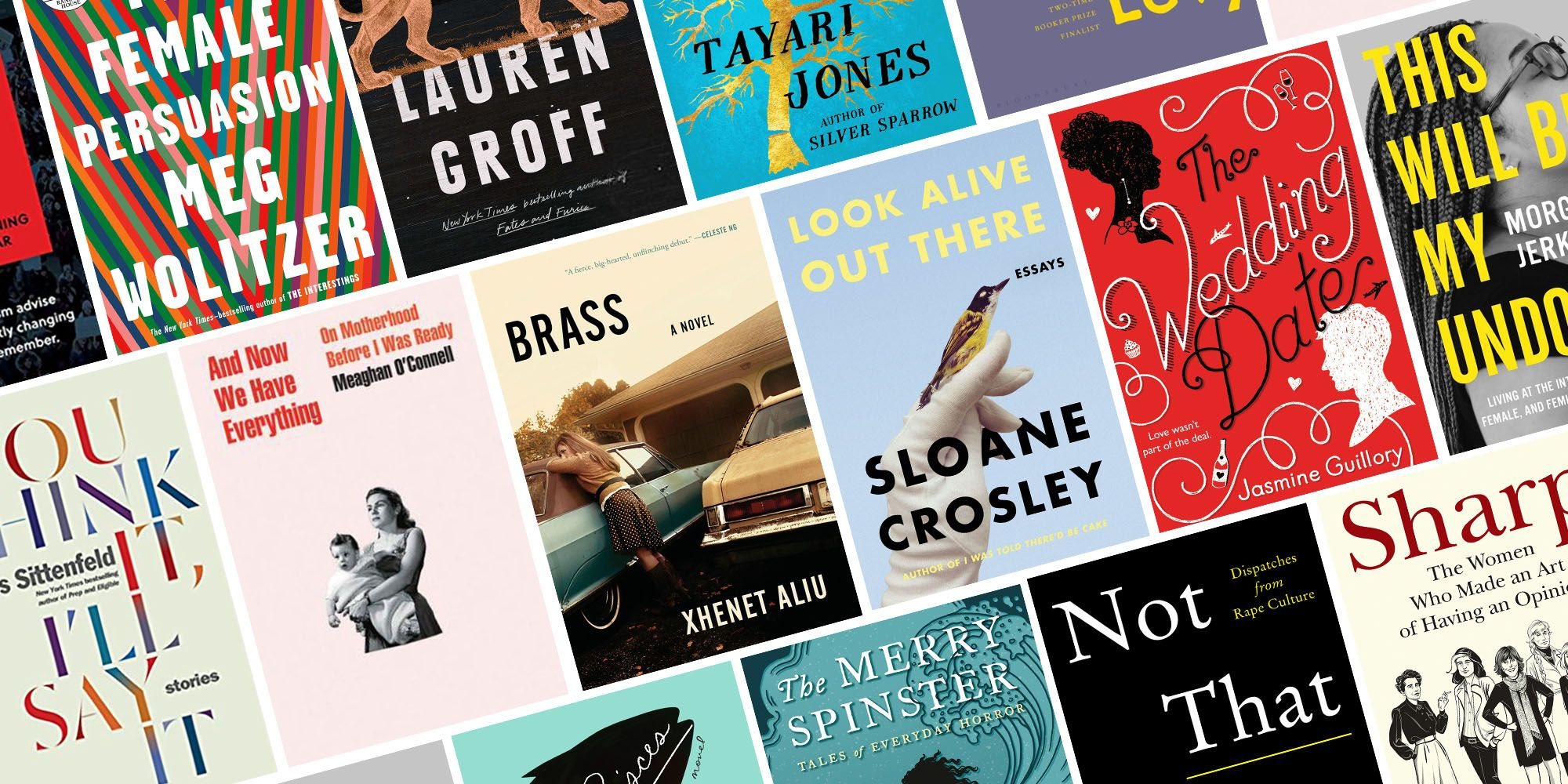 Here Are the 21 Books We're Most Excited to Read in 2018